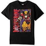 Marvel Men's Wolverine Classic Character T-Shirt