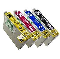【4色セット】 エプソン 用 IC4CL62 互換インク ISO14001/ISO9001認証工場生産商品 残量表示対応ICチップ 1年保証 インクのチップスオリジナル 対応機種: PX-204 / PX-205 / PX-403A / PX-404A / PX-434A / PX-504A / PX-605F / PX-675F