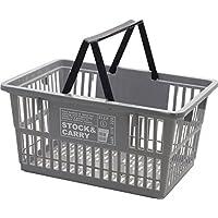 現代百貨 マーケットバスケット Stock&Carry L グレー A147GY