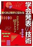 中山書店 飯田英明 驚くほど相手に伝わる 学会発表の技術―わかるデザイン60のテクニックの画像