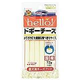ドギーマン hello! ドギーチーズ 72g(6本)×4個入
