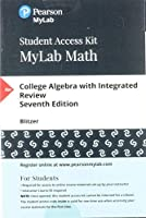MyLab Math with Pearson eText - Standalone Access Card - for College Algebra with Integrated Review (7th Edition)【洋書】 [並行輸入品]