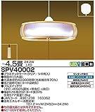 TAKIZUMI(瀧住) ペンダントライト和風 4.5畳 LEDタイプ SPV40002