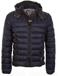 (ロシニョール) Rossignol メンズ アウター ダウンジャケット Blue Polyamide Down Jacket [並行輸入品]