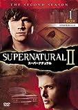スーパーナチュラル 〈セカンド・シーズン〉コレクターズ・ボックス1 [DVD] 画像