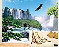 Ansyny 自然の風景テレビの背景リビングルームベッドルーム壁画3D壁紙-360X230CM