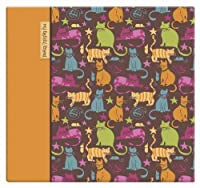 MCS MBI 13.5x12.5 Inch Cute Kitties Scrapbook Album with 12x12 Inch Pages (850030)