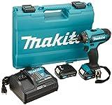 マキタ(Makita) 充電式ドライバドリル 1.5Ah (バッテリー・充電器・ケース付) DF031DSHX -