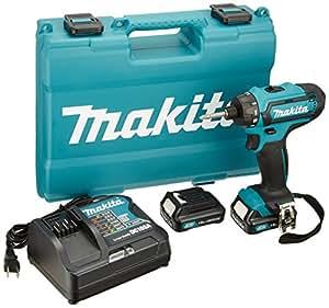マキタ(Makita)  充電式ドライバドリル 1.5Ah (バッテリー・充電器・ケース付) DF031DSHX