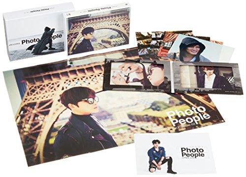 【早期購入特典あり】JAE JOONG Photo People in Paris vol.2(特典ポスター(B3サイズ)付き) [DVD]