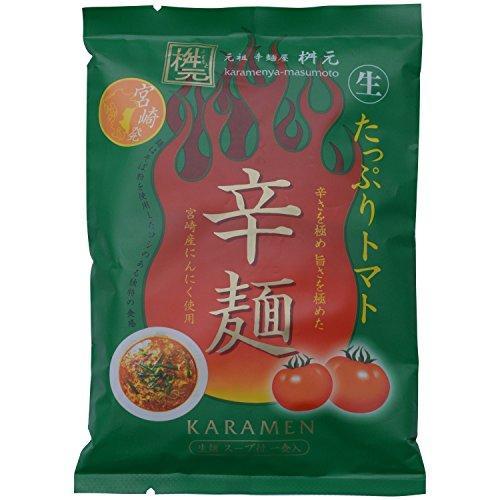 辛麺屋 桝元 トマト辛 1食 149g