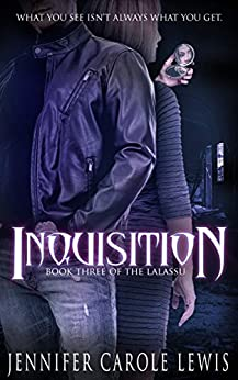 Inquisition: Book Three of the Lalassu by [Lewis, Jennifer Carole]