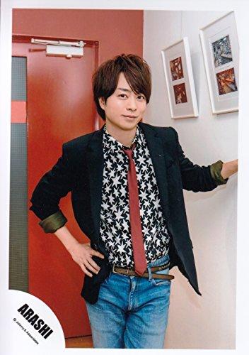 ARASHI 嵐 公式 生 写真 (櫻井翔)AS00064