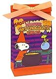 スヌーピー ハロウィン チョコレートスタンドバッグ