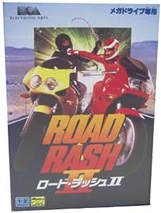 ロードラッシュ2  MD 【メガドライブ】
