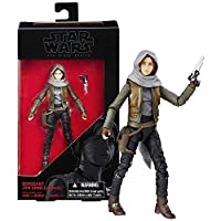 Hasbro Year 2016 Star Wars Rogue One The Black Series 6 Inch Tall Figure #22 - SERGEANT JYN ERSO (JEDHA) with Blaster