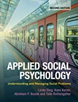 Applied Social Psychology: Understanding and Managing Social Problems