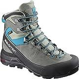 [サロモン] トレッキングシューズ X ALP MTN GTX W ウィメンズ ゴアテックス 登山靴 MOUNTAIN.& APPROACH SHADOW/Castor Gray/Enamel Blue 23 cm