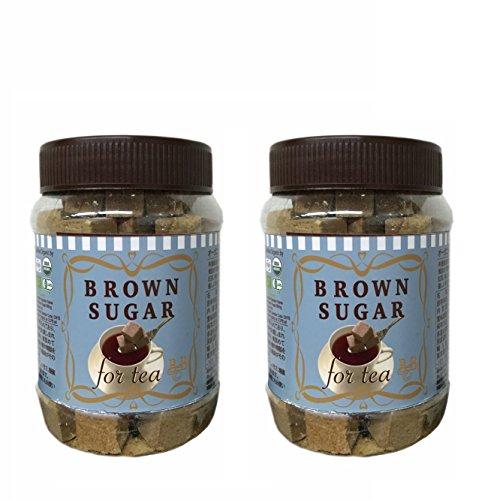 有機ブラウンシュガー・黒砂糖 300g×2個          JAN:4806521930224