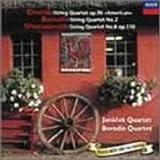 ドヴォルザーク:弦楽四重奏曲第12番「アメリカ」他 画像