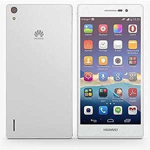 Huawei SIMフリースマートフォン Ascend P7(ホワイト)(LTE対応) ASCEND
