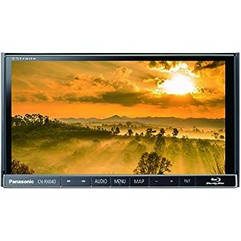 パナソニック カーナビ ストラーダ CN-RX04D ブルーレイ搭載 無料地図更新 フルセグ/VICS WIDE/SD/CD/DVD/USB/Bluetooth 7V型 CN-RX04D
