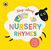 Sing-along Nursery Rhymes: CD and Board Book (CD & Board Book)
