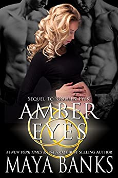 Amber Eyes (Wild Book 2) by [Banks, Maya]