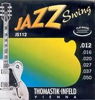 CUERDAS GUITARRA ELECTRICA - Thomastik (JS/112) Jazz Swing (Juego Completo 012/050)