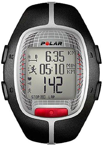 POLAR(ポラール) ハートレートモニター RS300X ブラック [心拍センサー付き] 【日本正規品】 90052055