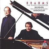 Brahms: The Piano Concertos / Buchbinder, Harnoncourt