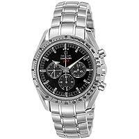 [オメガ]OMEGA 腕時計 スピードマスターブロードアロー ブラック文字盤 コーアクシャル自動巻 100M防水 クロノグラフ デイト 321.10.42.50.01.001 メンズ 【並行輸入品】