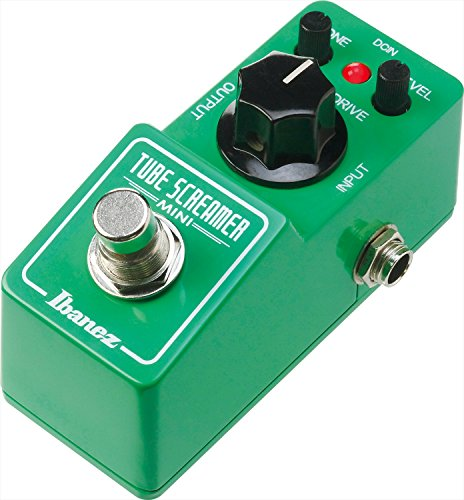 Ibanez『TubeScreamerTSMINI』