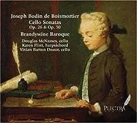 Boismortier: Cello Sonatas Op. 26 & Op. 50 (2008-03-18)