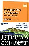 富士山はどうしてそこにあるのか: 地形から見る日本列島史;チケイカラミルニホンレットウシ (NHK出版新書)
