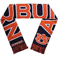 Forever Collectibles Auburn Tigers Wordmark Knit Scarf スポーツ用品 No_Size 【並行輸入品】