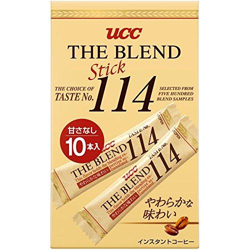 UCC ザ・ブレンド114スティック 10P×6個