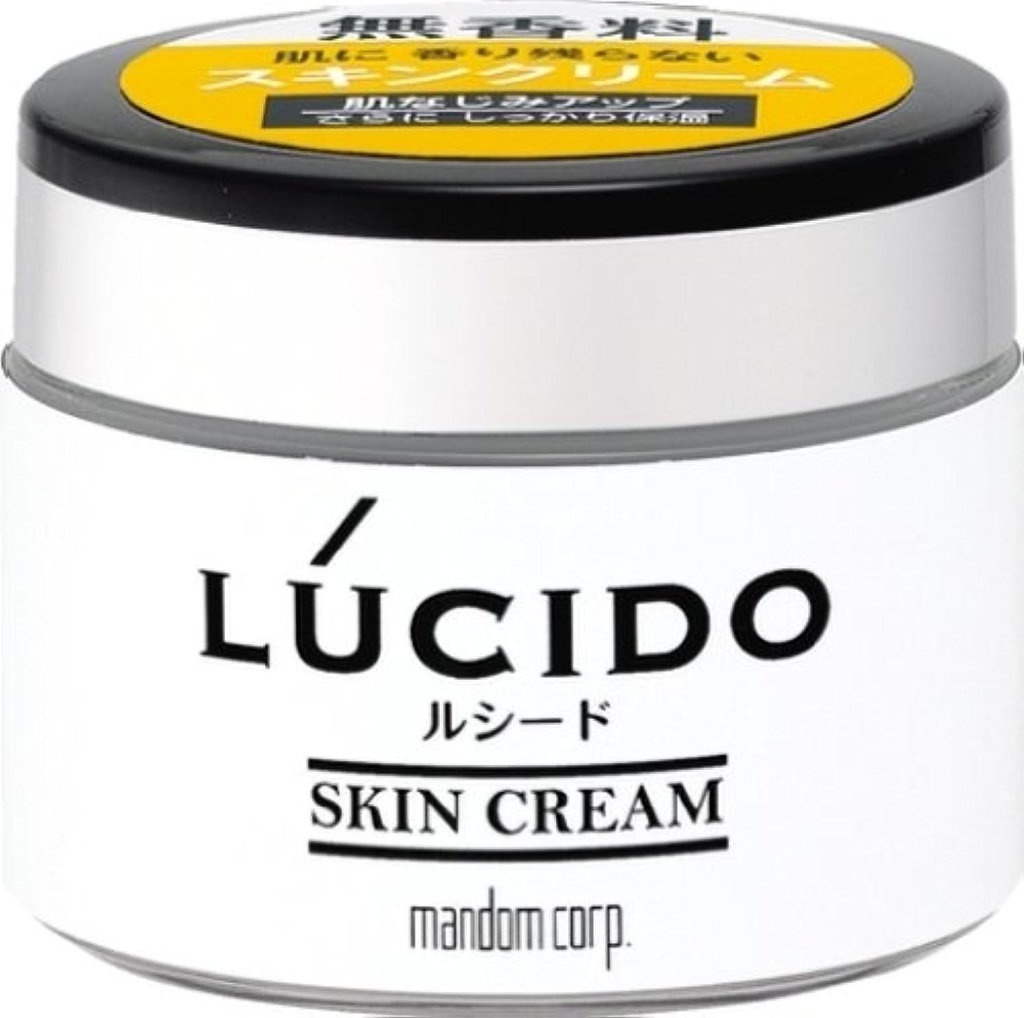 量泥だらけ咲くLUCIDO(ルシード) スキンクリーム 48g