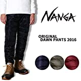 (ナンガ)NANGA オリジナルダウンパンツ アウトドア メンズ M BLK nanga-006-BLK-M