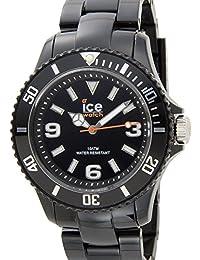 (アイスウォッチ) Ice-Watch 腕時計 000622 アイス ソリッド 43mm ブラック ユニセックス [並行輸入品]