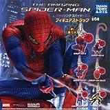 カプセル アメイジングスパイダーマン フィギュアストラップ 全6種セット