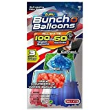 Bunch O Balloons Red White and Blue (3 Bunches 100 Water Balloons) [並行輸入品]