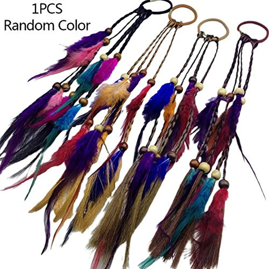 個性先例こんにちはBETTER YOU (ベター ュー) 羽飾り、女の子のヘアバンド、ヘアバンド、帽子、ヘアアクセサリー
