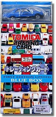 トミカ トレーディングカード ブルーボックス