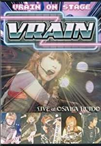 VRAIN ON STAGE★Live at Osaka Ruido★ (DVD-R)