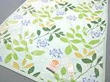 ふわっと毛布 140x200cm シングルサイズ グリーン 2030-69059-800 ポリエステル100% 西川リビング
