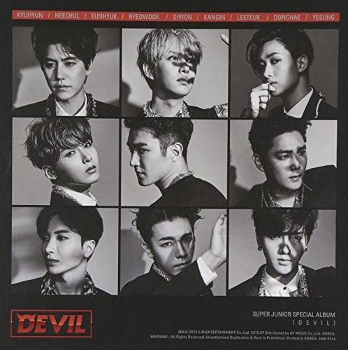 スペシャルアルバム - Devil (韓国盤)