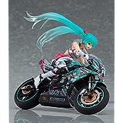 ex:ride Spride.06 TT零13+figma レーシングミク2013 EV MIRAI ver.