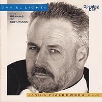 Daniel Lichti Sings Brahms & Schumann