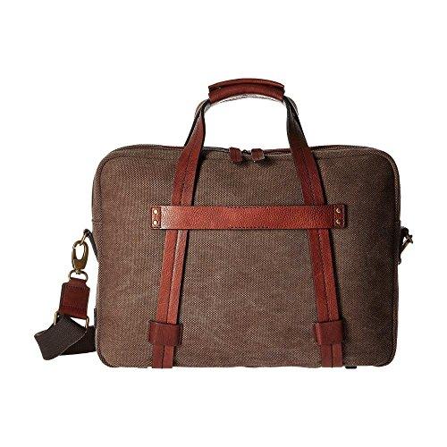 (ボスカ) Bosca メンズ バッグ ブリーフケース Washed Leather Collection - Zip Top Brief 並行輸入品